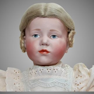 """19 1/2"""" Kammer And Reinhardt Character Doll 101 """"MARIE"""""""