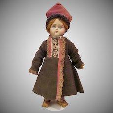 "11"" Russian Dunaeva Boy Terra Cotta All-original"