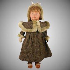 Darling Kamkins Cloth Doll