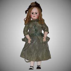 Rabery & Delphieu French Bisque Head Doll