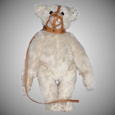 Steiff German Muzzle Bear 1908 Replica