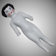 German China Frozen Charlotte Bathing Doll