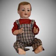 German Bisque Head Mein Liebling Baby by Kammer & Reinhardt