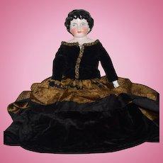 German China Head Doll by Kling