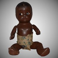 Composition Brown Baby Doll