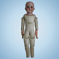 German Bisque Head Doll by Armand Marseille