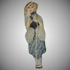 "Kellogg's Cloth Advertising Doll ""Little Bo Peep"""