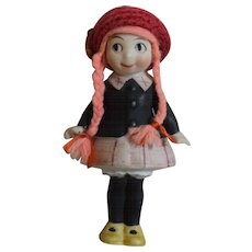 Little Annie Rooney All Bisque Doll