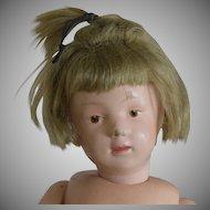 Early Wooden Schoenhut Doll