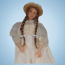 Heloise Resin French Artist Doll