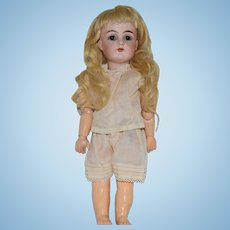 Kestner German Bisque Closed Mouth Doll Mold 128 in Cabinet Size