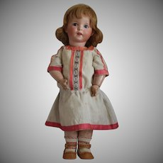 "French Bisque Head Character Doll ""Twirp"" Mold 247 by SFBJ"