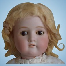 Cuno & Otto Dressel German Bisque Dolly Face Doll