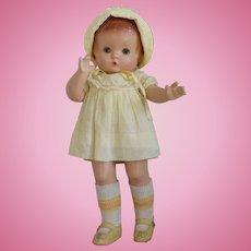 Effanbee All Original Composition Patsy Doll