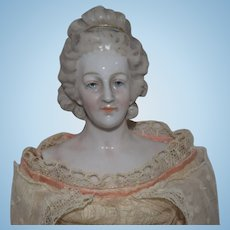 All Original German Dressel & Kister China Head Doll