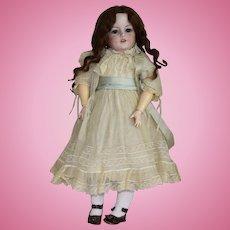 Simon & Halbig German Bisque Head Character Doll 1279
