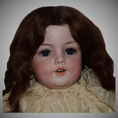 Simon & Halbig German Bisque Head Character Doll 1279