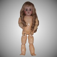 Kestner Bisque Head Character Doll Mold 143