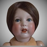 French Bisque 251 SFBJ Toddler Character Doll
