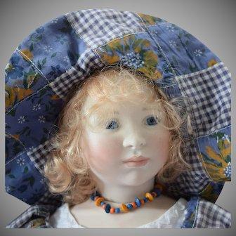 """Roche Artist Doll """"Tansy"""""""