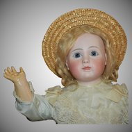 Steiner French Bisque Head Early Figure A Doll