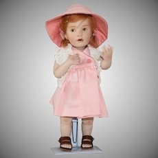 "Porcelain OOAK Doll ""Giulietta"" by Italian Artist Beatrice Perini"