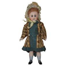 Large Simon & Halbig All Bisque Doll