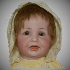 Kammer & Reinhardt Character Bisque Head Baby 116A