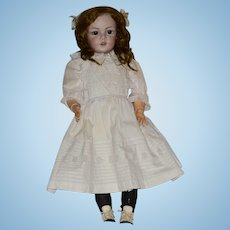 Simon & Halbig German Bisque Head Character Doll Mold 1279