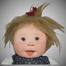Dianne Dengel Cloth Artist Doll