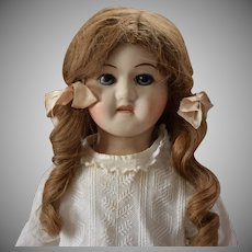 Rollinson Cloth Doll with Wig