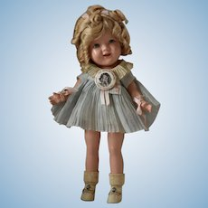 All Original Composition Shirley Temple Doll by Ideal