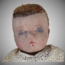 Missionary Rag Beecher Baby Cloth Doll