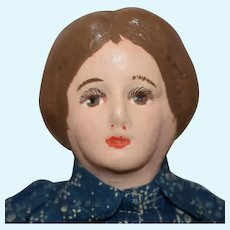 Martha Chase Stockinet Cloth Lady Doll
