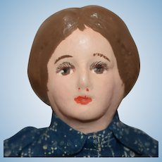 Martha Chase Stockinet Cloth Lady Doll