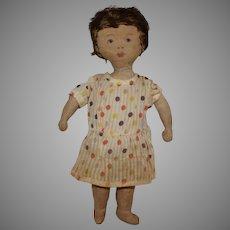 Handmade Cotton Cloth Vintage Rag Doll