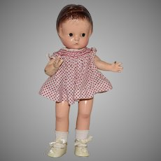 Early Effanbee Patsy Family Composition Doll