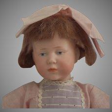"Kammer & Reinhardt Antique German Character Bisque Head Doll 101 ""Marie"""