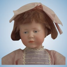 "Kammer & Reinhardt Antique German Character Bisque Head Doll 101 ""Marie"""