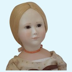 """Emma Brown"" Limited Edition ""Early American Children"" Artist Doll by Lynne & Michael Roche"