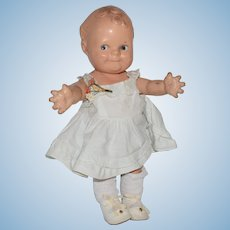 Rose O'Neill Composition Scootles Doll by the Cameo Doll Company