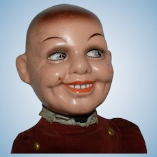 Composition Head Smiling Bell Hop by the Sterling Doll Company