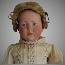 """Antique German Character Bisque Head Child Mold 101 """"Marie"""""""