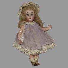 Petite Kammer & Reinhardt/Simon & Halbig German Bisque Head Doll