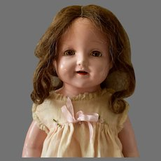 """American Character """"Petite"""" Composition Doll in Original Costume"""