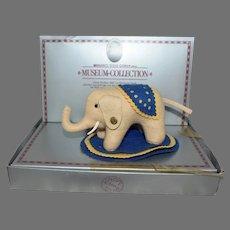 Limited Edition Steiff Museum Felt Elephant