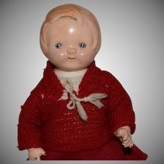 Peterkin Early Composition Doll by Horsman