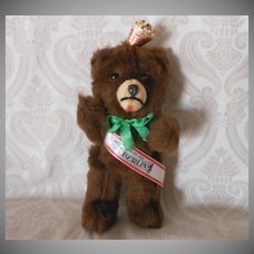Vintage Teddy Bear From Berlin