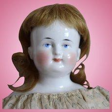 Conta & Boehme German China Bald Head Doll