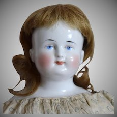 Conta & Boehme German China Bald Head Doll